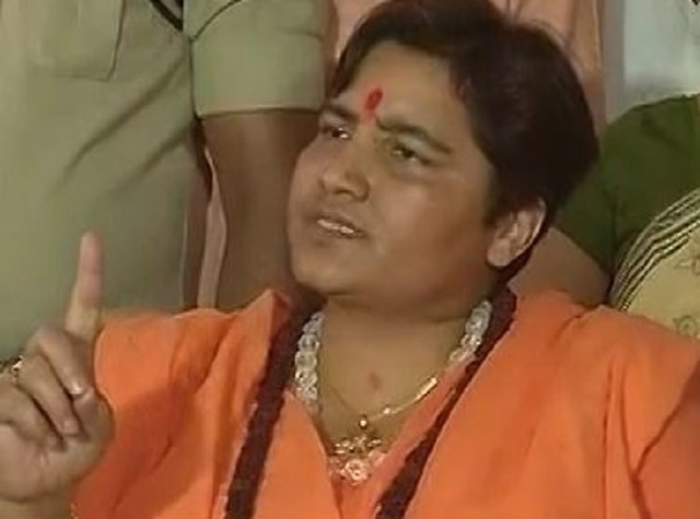 BJP may field Sadhvi Pragya against Digvijaya Singh from Bhopal