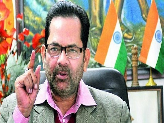 Two lakh Indian pilgrims to perform Haj this year, 48 per cent of them women: Naqvi