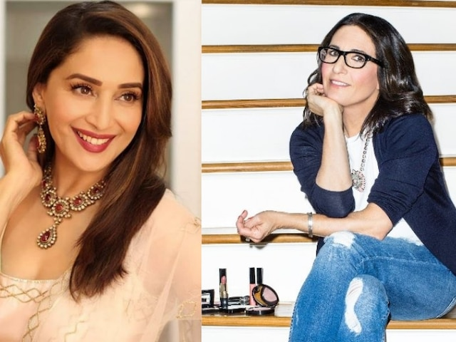 Makeup legend Bobbi Brown wants Madhuri Dixit or Meryl Streep to act in her biopic