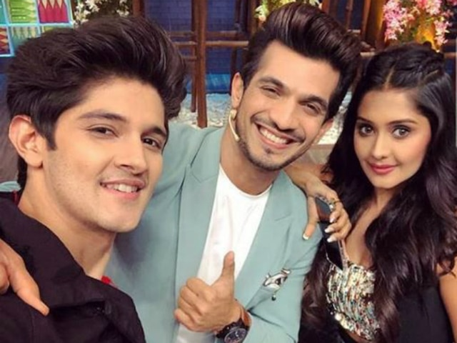 Kitchen Champion - Rohan Mehra & Kanch Singh set to appear together on Arjun Bijlani's show! SEE PICS!