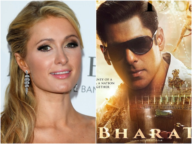 Paris Hilton seems to be IMPRESSED with Salman Khan Bharat ki Jawani poster, Here is the PROOF