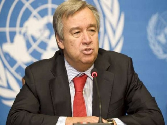 Bringing Nuclear Test Ban Treaty Into Force Central Pillar Of Global Disarmament Push: UN Chief