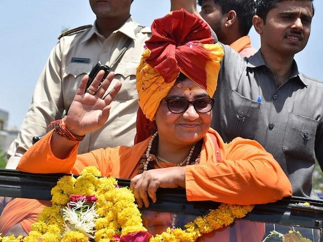 Lok Sabha elections BJP fields Sadhvi Pragya Thakur from Bhopal against Digvijaya Singh