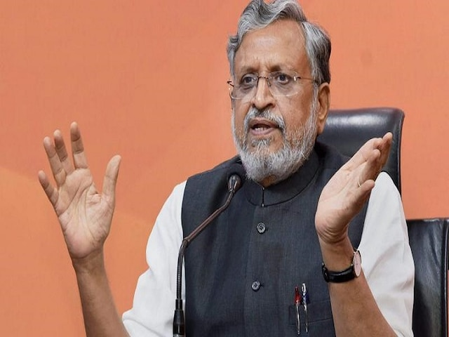 Economic Slowdown Usual During 'Saawan-Bhado': GoM Chief Sushil Modi