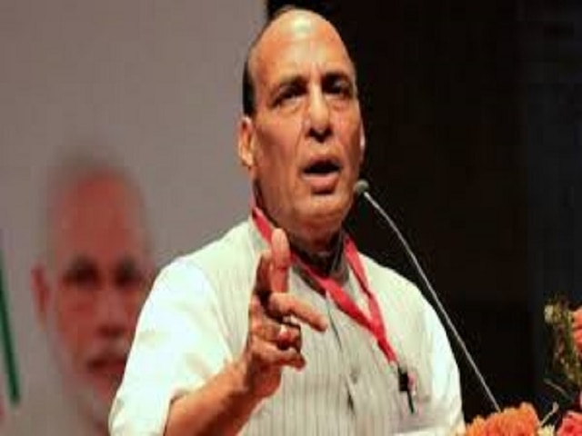 Rajnath Holds Telephonic Conversation With US Defence Secy; Raises Issue Of Cross-Border Terrorism
