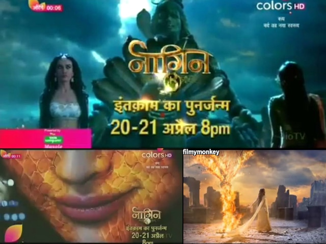 Naagin 3 NEW Promo- Is Mouni Roy returning as 'Shivangi' Or that is 'Taamsi' Krishna Mukherjee