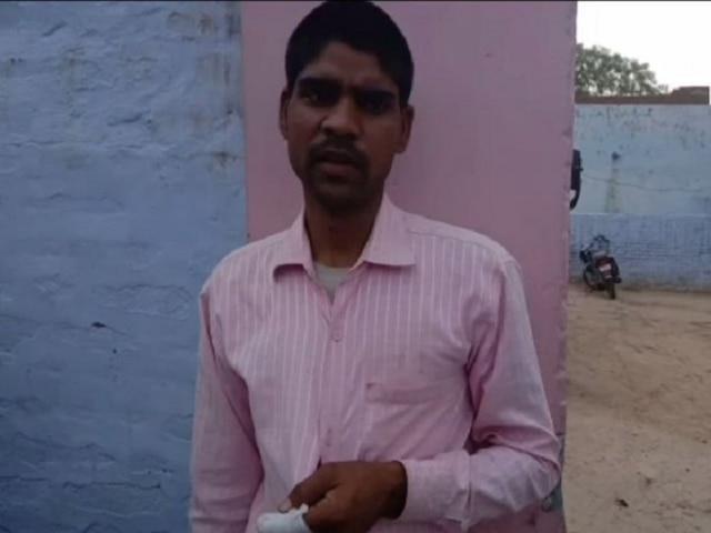 Bulandshahr Man chops off finger after inadvertently voting for BJP