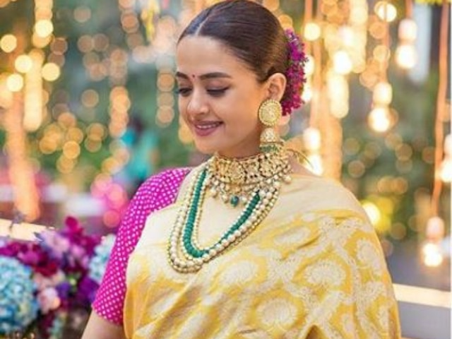 Hate Story 2 actress Surveen Chawla blessed with a baby girl, names her Eva