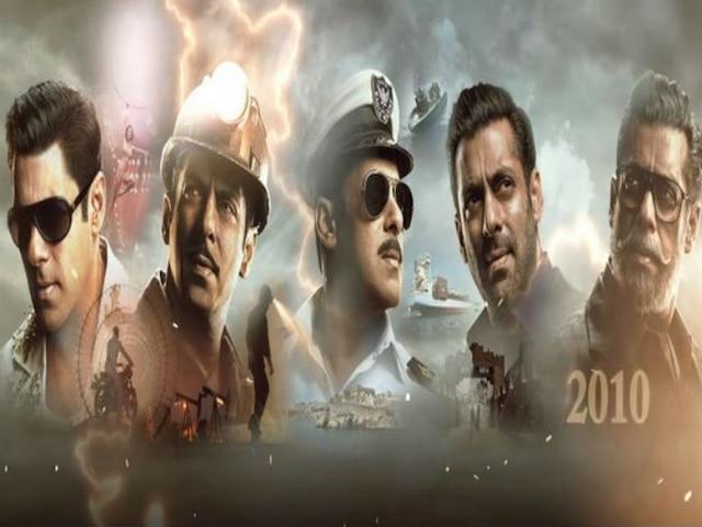 Salman Khan shares new Bharat motion poster