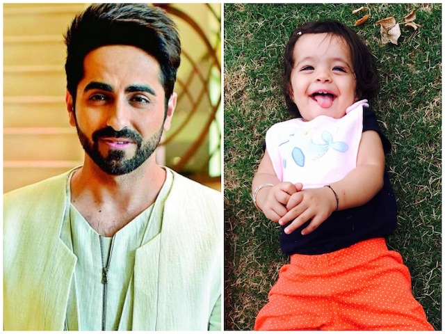 Ayushmann Khurrana wishes daughter Varushka happy birthday with an adorable message! SEE PIC!
