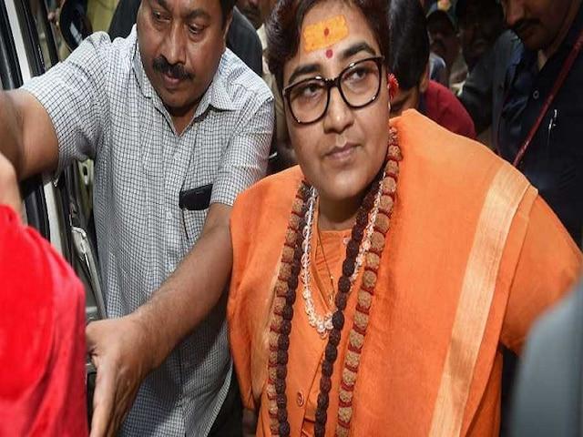 NIA court rejects plea to bar Sadhvi Pragya Thakur from contesting Lok Sabha polls