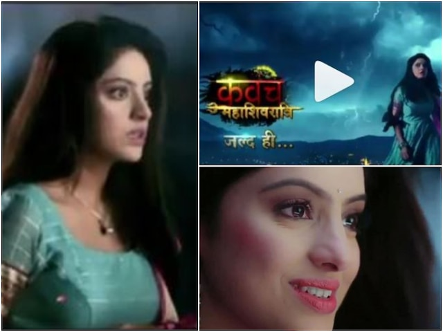 Kavach 2 FIRST PROMO OUT! Deepika Singh Goyal & Namik Paul starrer looks PROMISING (WATCH VIDEO)
