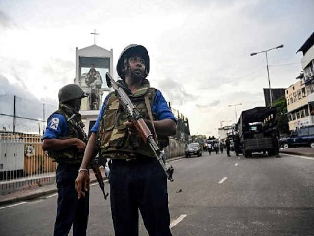 Easter bombings- Sri Lankan military given sweeping powers after attacks which killed nearly 300 people