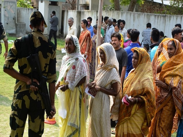 210 candidates with criminal cases in fourth phase of Lok Sabha polls