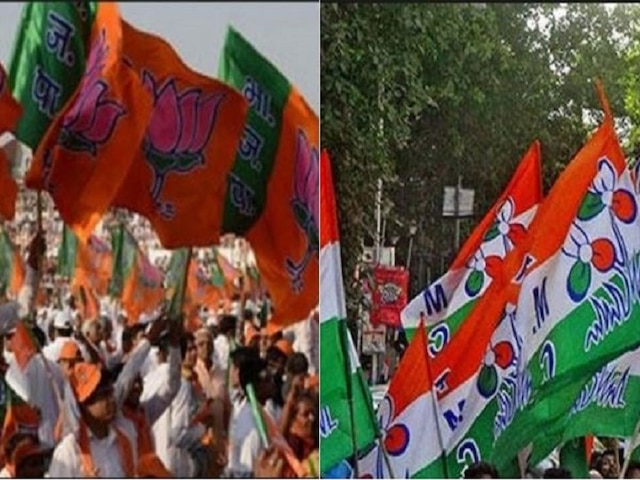 BJP workers allegedly attacked by TMC workers in West Bengal's Birbhum