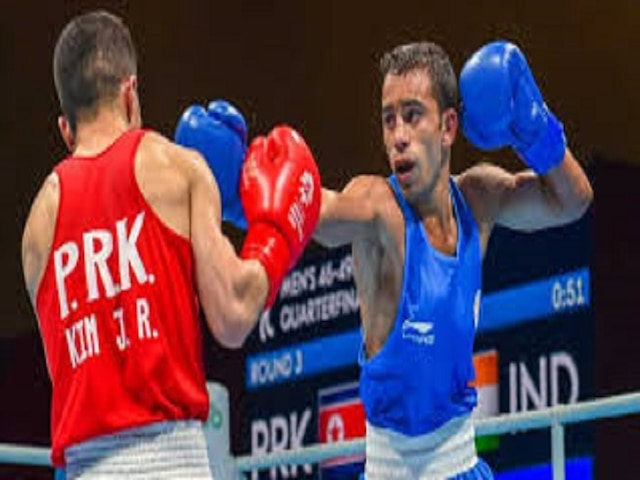 Asian Boxing Championships  Amit Panghal clinches gold, Deepak settles for silver