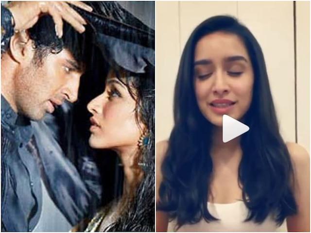'Aashiqui 2' clocks 6 years, Shraddha Kapoor sings 'Tum hi ho' for her fans, see VIDEO!