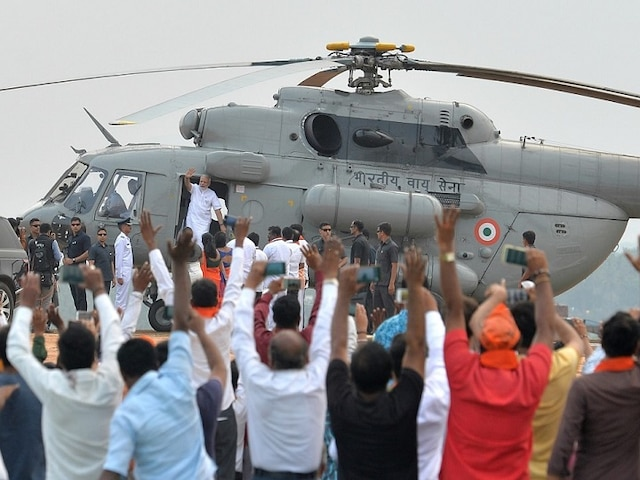 Lok Sabha elections IAS officer Mohammed Mohsin who checked PM Modi's chopper to challenge EC order against him