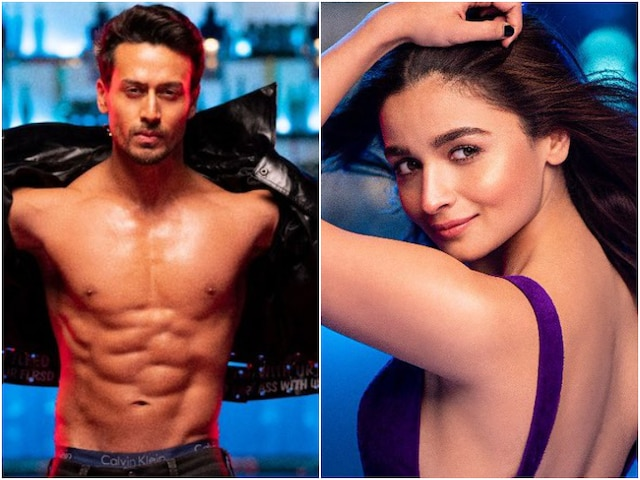 Hook Up song TEASER out! Alia Bhatt & Tiger Shroff to sizzle in Student of the Year 2 new song