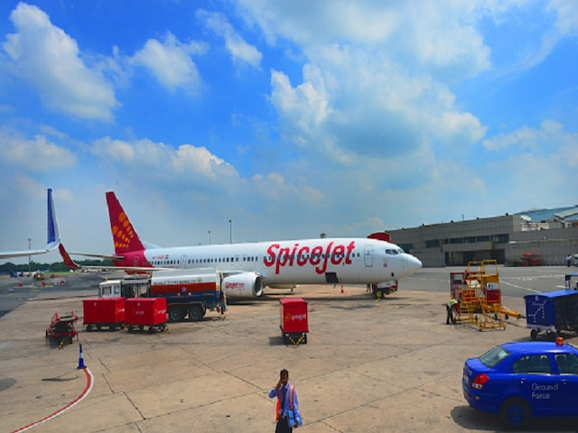 SpiceJet plane skids off runway at Shirdi airport, pilots suspended, passengers stuck for hours