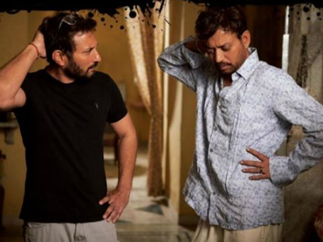 Angrezi Medium - Homi Adajania shares new still with Irrfan Khan from the sets!