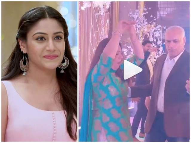 'Ishqbaaaz' actress Surbhi Chandna aka 'Anika' shares adorable videos of her parents dancing their heart out!
