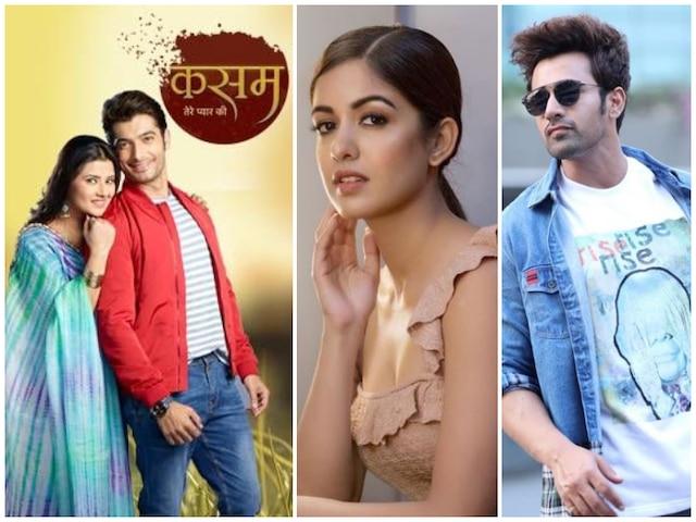 Kasam Tere Pyaar Ki 2 - 'Bepanah Pyaarr' is the title of Ishita Dutta & Pearl V Puri starrer Colors show!