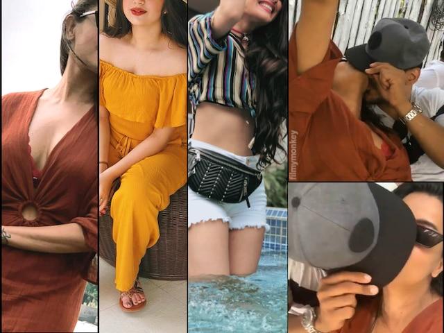 Anit Hassanandani locks lips with Rohit Reddy in Goa, Vacationing with 'Yeh Hai Mohabbatein' & 'Naagin 3' co-stars Aditi Bhatia & Heli Daruwala