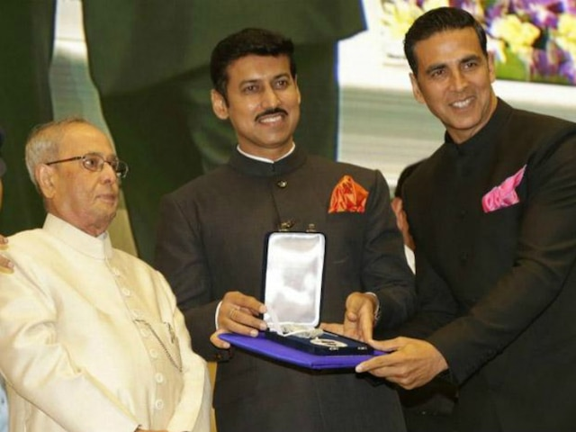Akshay Kumar's eligibility for National Award questioned