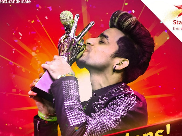 The Voice Season 3 - Haryana's Sumit Saini wins Star Plus' singing reality show!