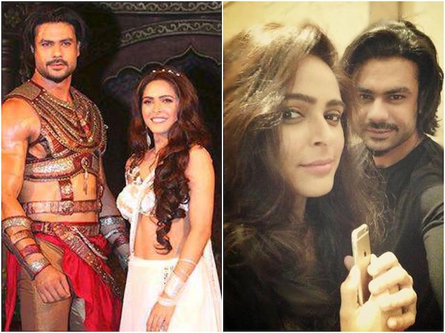 Nach Baliye 9- Are Chandrakanta actors Vishal Aditya Singh & Madhurima Tuli the first confirmed EX couple to participate in the show