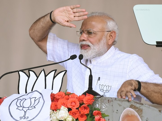 Modi urges people to vote in 6th phase LS polls