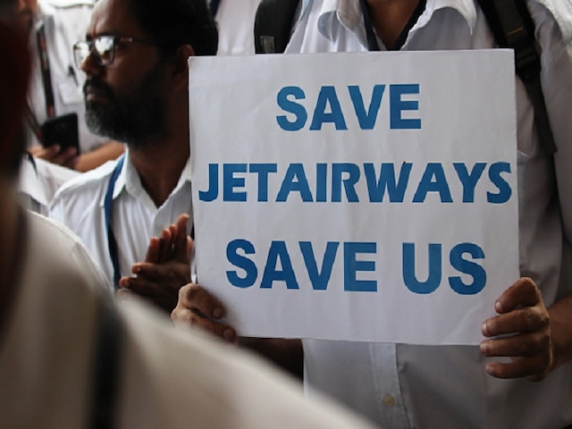 Jet Airways Crisis- Pilots of grounded airline move Supreme Court- seek directions on lenders