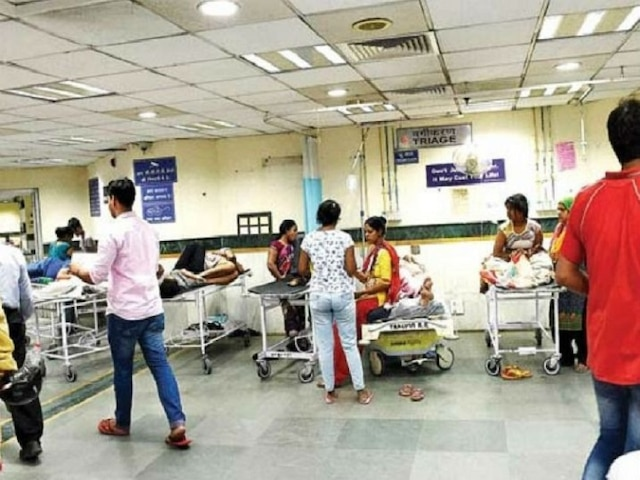 15 hospitals in Thane sealed for flouting fire safety norms