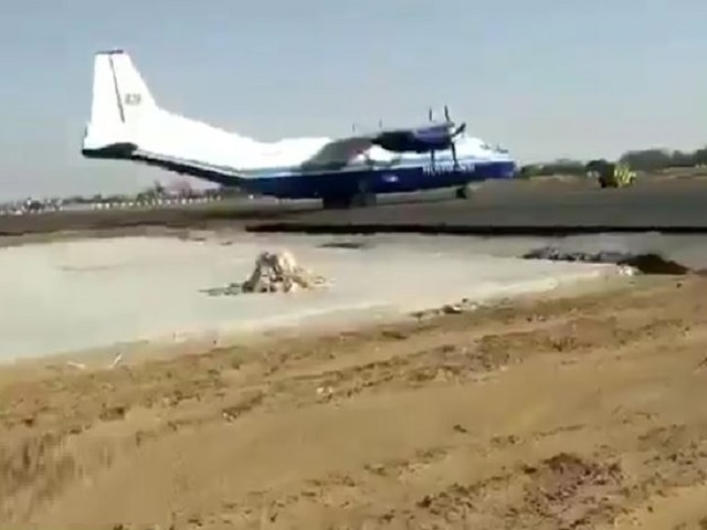 IAF jets force cargo plane entering from Pakistani air space to land at Jaipur
