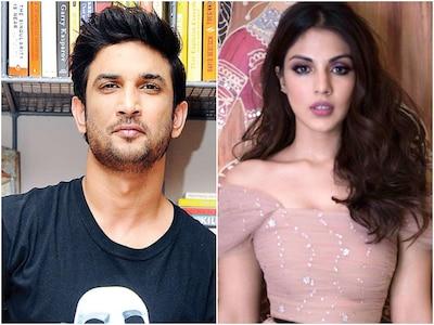 Sushant Singh Rajput Moves In With Rumoured Girlfriend Rhea