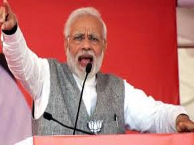 PM Modi says Opposition parties will fall flat in Lok Sabha polls, people will vote for effective govt