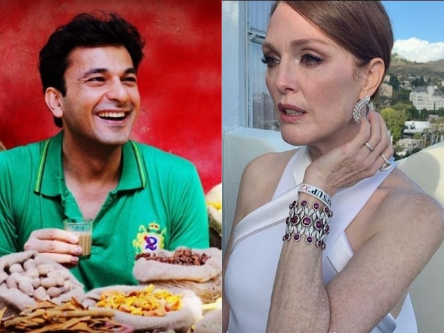 Cannes Film Festival 2019 Celebrity chef Vikas Khanna to share Cannes 2019 stage with Oscar Award-winning actress Julianne Moore!