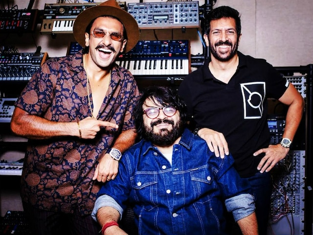 Pritam to compose music for Ranveer Singh-starrer Kapil Dev biopic titled '83'!
