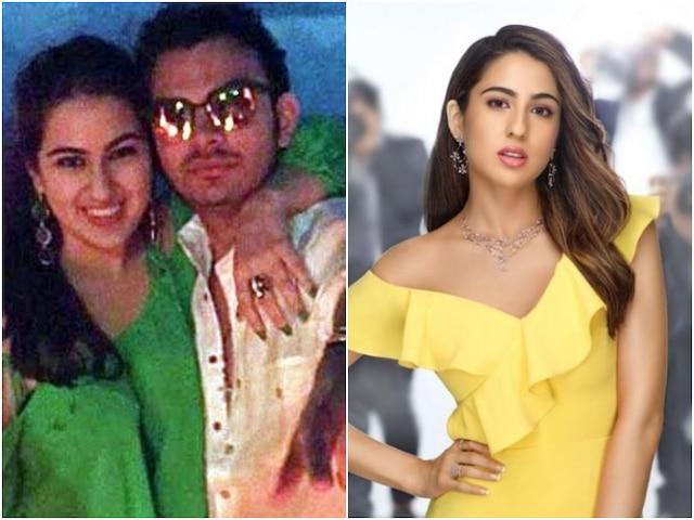 Did Sara Ali Khan &  EX boyfriend Veer Pahariya IGNORE each other at SOTY 2 screening
