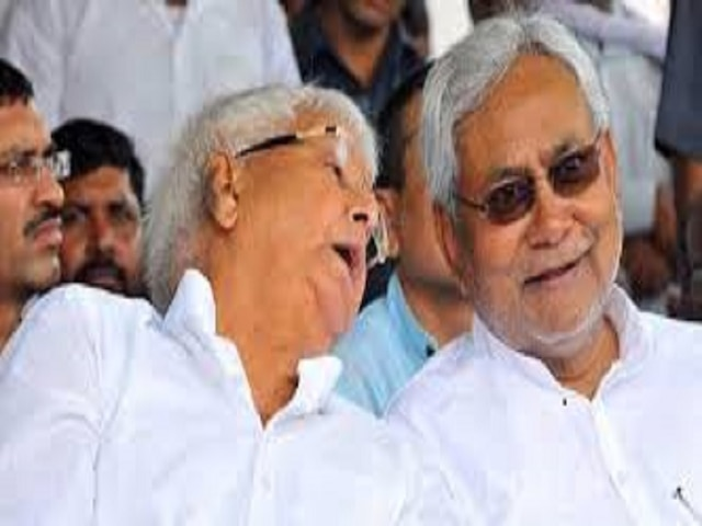 Lalu will never get out of jail says Nitish Kumar