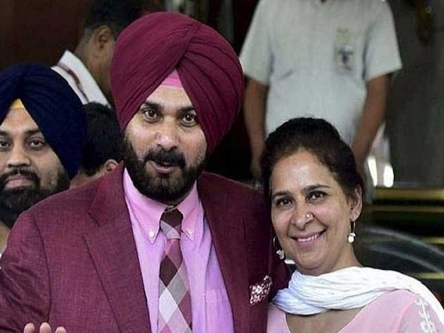 My wife never lies, says Sidhu, Punjab CM clarifies