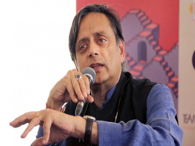 Killing In The Name Of Religion An Insult Of Hindu Dharma, Lord Rama: Tharoor