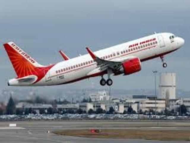 Air India flight lands at Jamnagar IAF Base after passenger suffers cardiac arrest