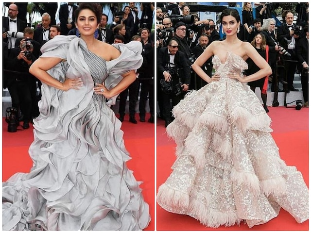 Cannes Film Festival 2019 - Huma Qureshi and Diana Penty rock the red carpet! SEE PICS INSIDE!