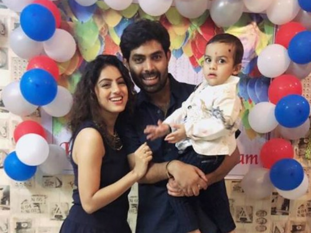 'Kavach Mahashivratri' actress Deepika Singh Goyal celebrates son Soham's 2nd birthday, Wishes him with an adorable message! SEE PIC & VIDEOS!