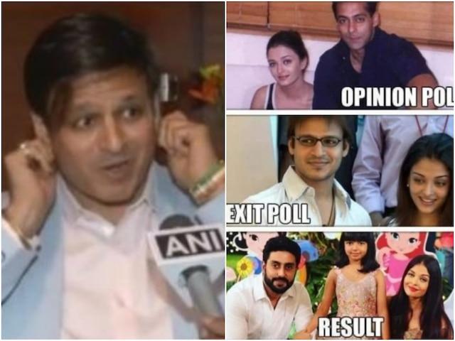 Vivek Oberoi Twitter controversy: Actor APOLOGISES & DELETES 'Salman- Aishwarya' meme tweet