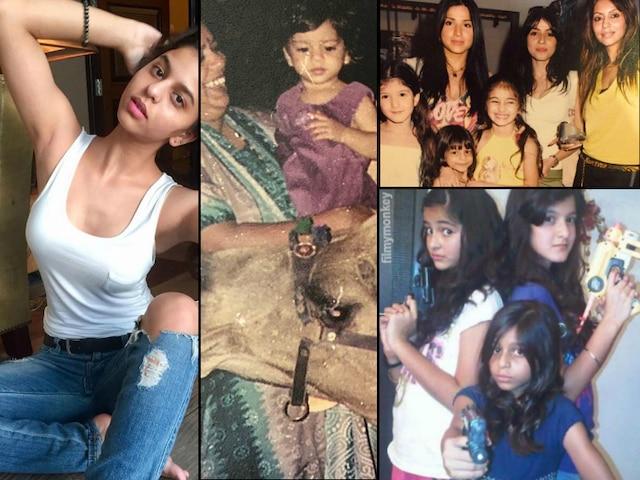 Suhana Khan Birthday: Maheep Kapoor, Anandya Panday share throwback gems of SRK's daughter to wish her