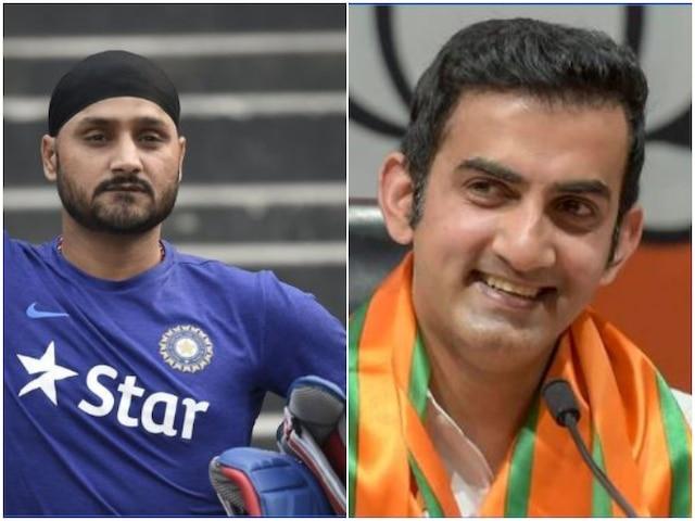 Elections Results 2019: Harbhajan Singh extends 'congratulations' to Gautam Gambhir on victory