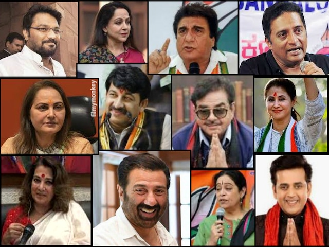 Election results 2019: Actors Sunny Deol, Urmila Matondkar, Hema Malini, Jaya Prada, Prakash Raj & others receive mixed response from voters